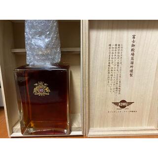 キリン(キリン)のキリンディスティラリー 労働組合向け限定醸造 シングルモルトウイスキー28年(ウイスキー)