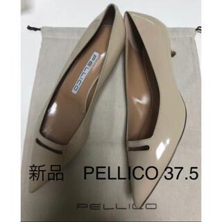 ペリーコ(PELLICO)の新品。PELLICOペリーコパンプス 37.5(ハイヒール/パンプス)