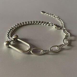 ビューティアンドユースユナイテッドアローズ(BEAUTY&YOUTH UNITED ARROWS)のMix chain bracelet No.552(ブレスレット/バングル)