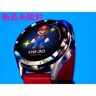 タグホイヤー(TAG Heuer)のTag Heuer Super Mario Connected タグホイヤー(腕時計(デジタル))