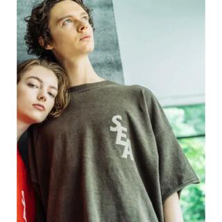 シー(SEA)の【完売品】WIND AND SEA / ブラウン(Tシャツ/カットソー(半袖/袖なし))