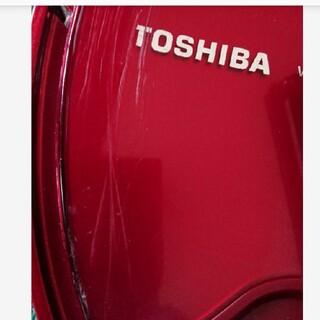 トウシバ(東芝)のTOSHIBA VC-RVS2(R)  掃除機(掃除機)