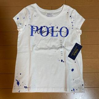 Ralph Lauren - 新品タグ付き ラルフローレン ガールズTシャツ 130