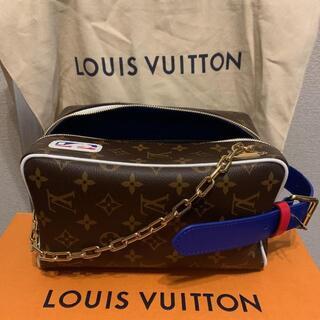 ルイヴィトン(LOUIS VUITTON)の未使用品  ルイヴィトンNBA クロークルーム・ドロップキット(ボストンバッグ)
