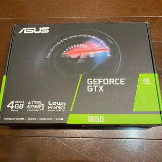 ASUS - GEFORCE GTX1650 ロープロファイル
