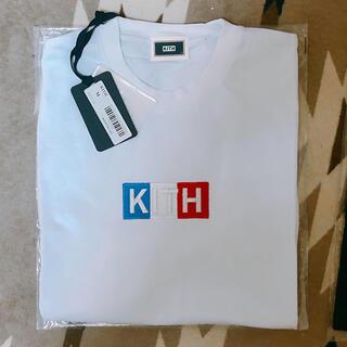 Supreme - Kith Paris Classic Logo キス パリ Tシャツ
