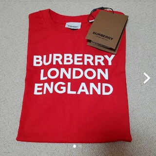 BURBERRY - BURBERRY Tシャツ ロゴ 新品未使用 タグ付き