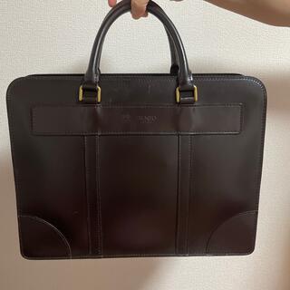 ガンゾ(GANZO)のガンゾ シンブライドル ブリーフケース 38(ビジネスバッグ)