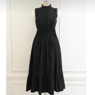 paisley cotton lace long dress(ロングワンピース/マキシワンピース)