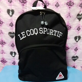 le coq sportif - ルコック超高性能バックパック新品タグ付き