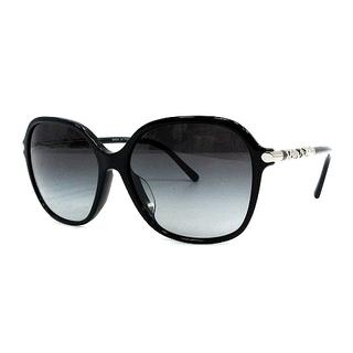 バーバリー(BURBERRY)のバーバリー BURBERRY サングラス イタリア製 59□16 145 黒(サングラス/メガネ)