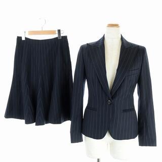ラルフローレン(Ralph Lauren)のラルフローレン スーツ セットアップ テーラードジャケット ひざ丈スカート(スーツ)