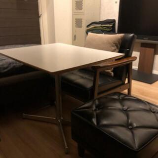 shizucha様専用 D&DEPARTMENT カフェテーブル 廃盤(家具)