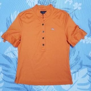 バーバリー(BURBERRY)の日本製バーバリーゴルフ《BURBERRY GOLF》半袖 ポロシャツ❀.*・゚(ポロシャツ)