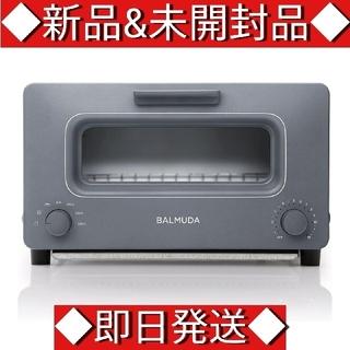 バルミューダ(BALMUDA)の【新品未使用】バルミューダ トースターK01E-GW(調理道具/製菓道具)