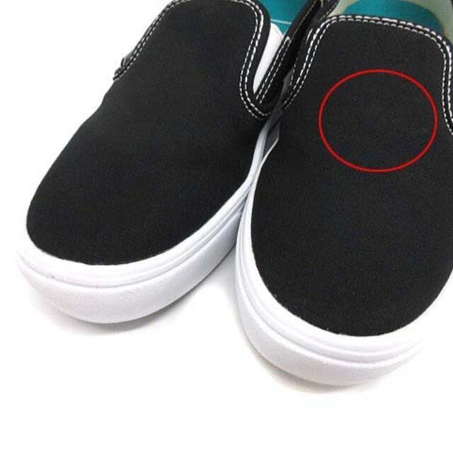 VANS(ヴァンズ)のバンズ 24.5cm SLIP ON SF スニーカー スリッポン 黒 レディースの靴/シューズ(スリッポン/モカシン)の商品写真