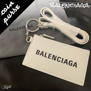 Balenciaga - 新品未使用★BALENCIAGA【バレンシアガ】フラグメントケース ホワイト