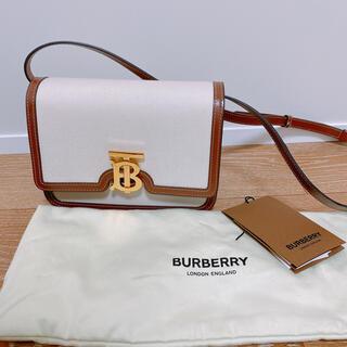 BURBERRY - バーバリー Burberry TBバッグ ショルダー キャンバス