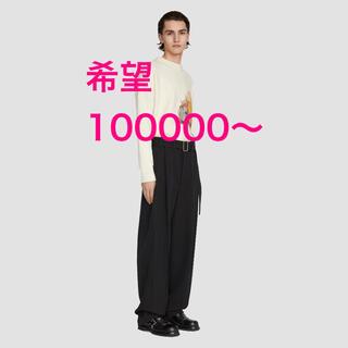 ジルサンダー(Jil Sander)のお持ちの方を探しています 20aw Jilsander wool pants (スラックス)