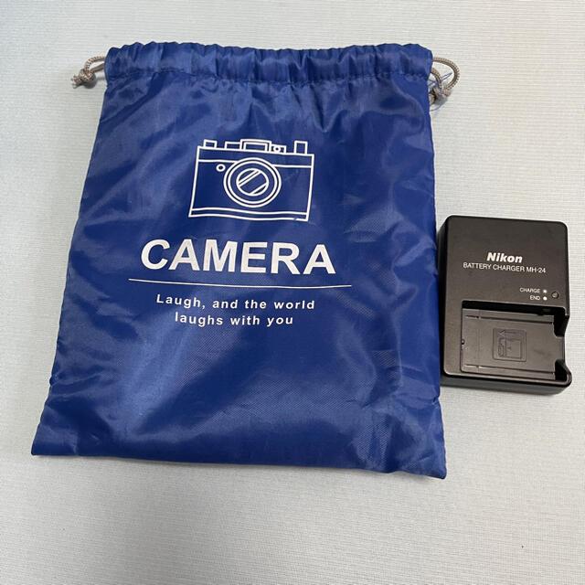 Nikon(ニコン)の最終セール 超美品 Nikon D5300 AF-P ダブルズームキット スマホ/家電/カメラのカメラ(デジタル一眼)の商品写真