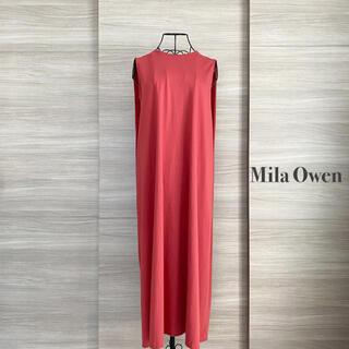 Mila Owen - Mila Owen ミラオーウェン ノースリーブワンピース