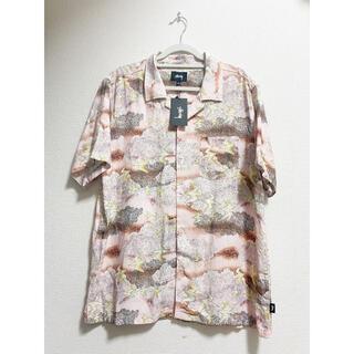 ステューシー(STUSSY)のstussy Cloud And Birds Shirt L 18ss(シャツ)