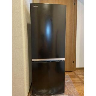 2020年製 中古 東芝 153L 2ドア 冷蔵庫GR-R15BS