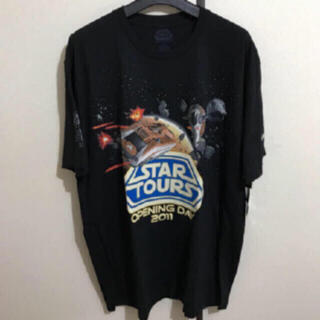 Disney - STARTOURS 限定 Tシャツ size XL