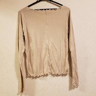 ウィゴー(WEGO)のWE GO カットソー(Tシャツ(長袖/七分))