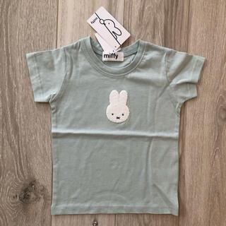 しまむら - ミッフィー  フェイス Tシャツ 100