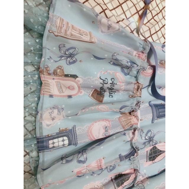 Angelic Pretty(アンジェリックプリティー)のgirly room Sax ジャンパースカート レディースのワンピース(ひざ丈ワンピース)の商品写真