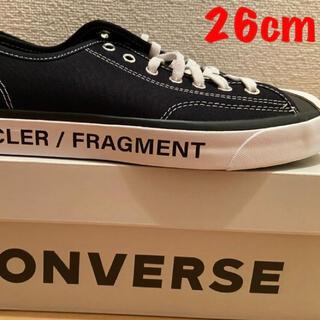 FRAGMENT - 26cm FRGMT × MONCLER × CONVERSE ジャックパーセル