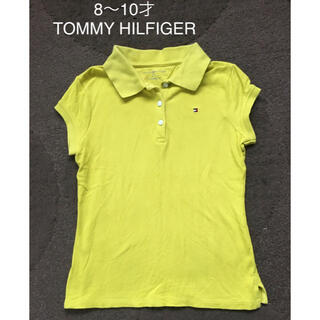 TOMMY HILFIGER - 8〜10才 TOMMY HILFIGER ポロシャツ