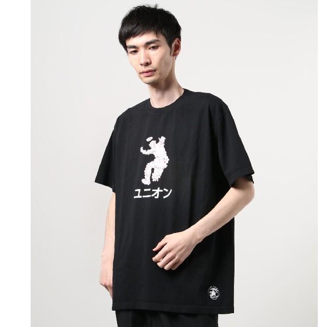Supreme(シュプリーム)のunion anniversary Tシャツ ユニオン 限定 希少 L 新品 メンズのトップス(Tシャツ/カットソー(半袖/袖なし))の商品写真