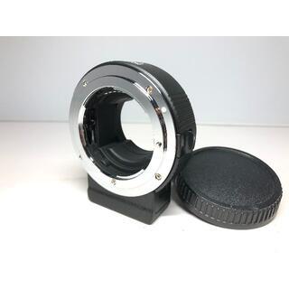 極上品 Commlite CM-ENF-E1 PRO 電子マウントアダプター(デジタル一眼)