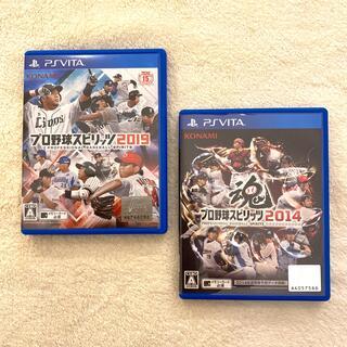PlayStation Vita - プロ野球スピリッツ2019  Vita  2014