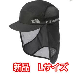 THE NORTH FACE - Run Shield Cap ランシールドキャップ NN02174 Lサイズ