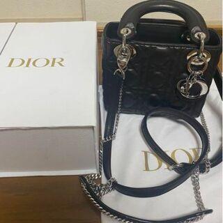 Dior - 【美品】クリスチャン・ディオール Dior レディディオール ハンドバッグ