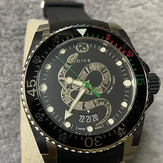 Gucci - GUCCI DIVE メンズ腕時計