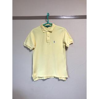 Ralph Lauren - ポロ ラルフローレン ポロシャツ クリーム色 レモン色 黄色 イエロー Mサイズ