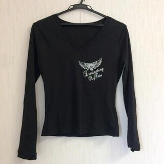 ダイア(d.i.a)のd.i.a.♡スカルロンT(Tシャツ(長袖/七分))