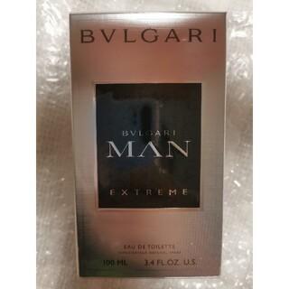 BVLGARI - 【新品未開封】ブルガリマンエクストリーム 100ml 香水