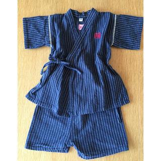 ニシマツヤ(西松屋)の甚平 男児 90㎝(甚平/浴衣)