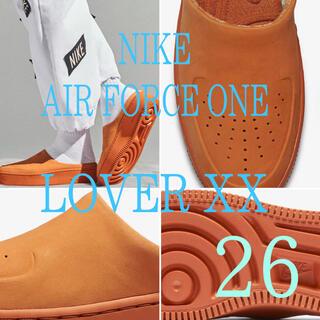 ナイキ(NIKE)のウィメンズ エア フォース 1 LOVER XX(スニーカー)