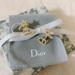 Dior - ディオール ピアス☆