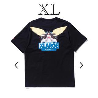XLARGE - 【XLARGE×サマーウォーズ】POCKET TEE NATSUKI