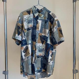 ワンエルディーケーセレクト(1LDK SELECT)のアロハシャツ 柄シャツ(シャツ)
