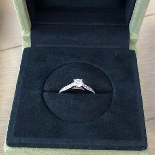 Van Cleef & Arpels - 限定値下げヴァンクリーフ & アーペル♡ 極美品 ロマンス リング 婚約指輪