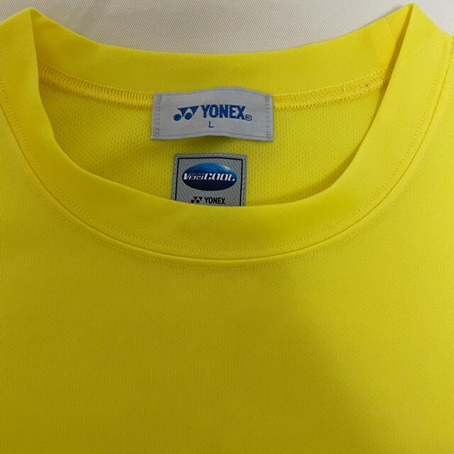 YONEX(ヨネックス)のtシャツ スポーツ/アウトドアのテニス(ウェア)の商品写真