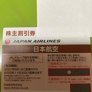 ジャル(ニホンコウクウ)(JAL(日本航空))のJAL 株主優待券 1枚 (その他)